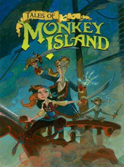 Tales of Monkey Island Collectors Edition - SKIDROW