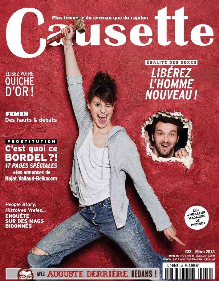 Causette N°33 Mars 2013