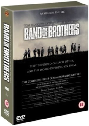 Band of Brothers (2001) Dvd9 Copia 1:1 (6 Dvd) ITA - MULTI