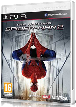[PS3] The Amazing Spider-Man 2 (2014) - FULL ITA