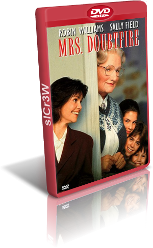 Mrs. Doubtfire (1993) DVD9 Copia 1:1 - ITA-ENG