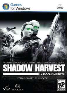 Shadow Harvest Phantom SKIDROW