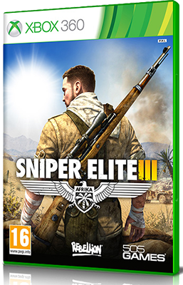 Sniper Elite III Afrika DOWNLOAD XBOX 360 ITA (2014)