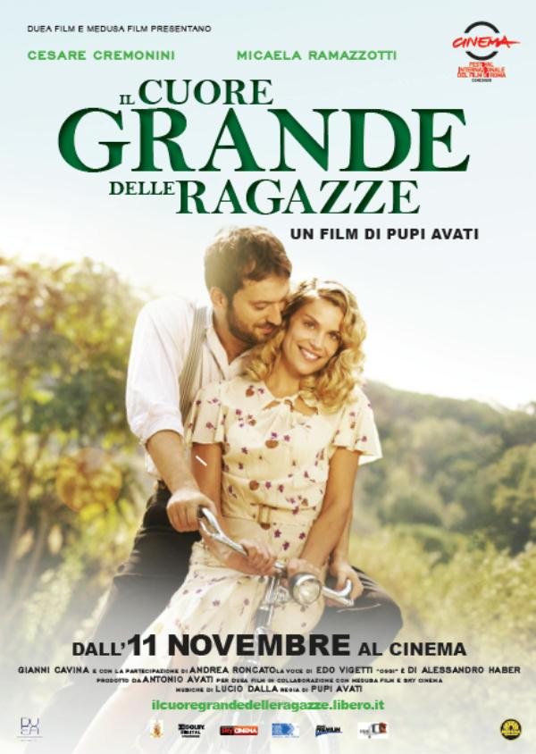 Kızların Büyük Yüreği - The Big Heart of Girls - 2011 Türkçe Dublaj DVDRip indir