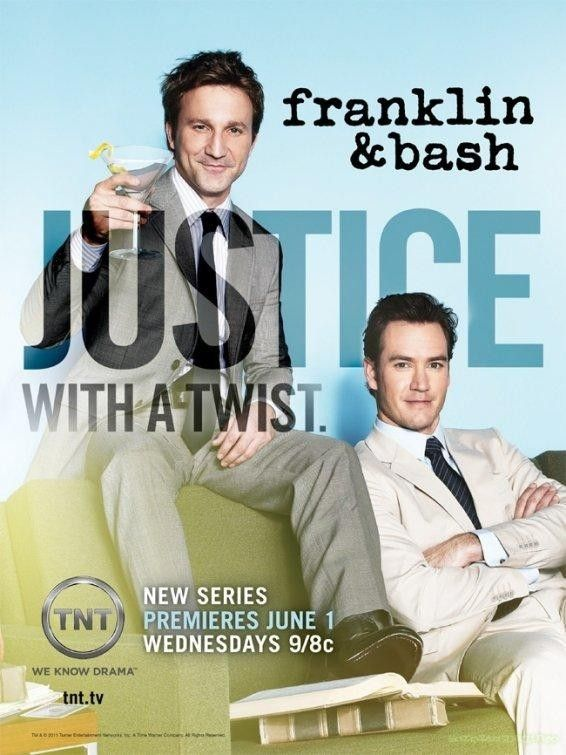 Franklin and Bash | 480p | S 03-04