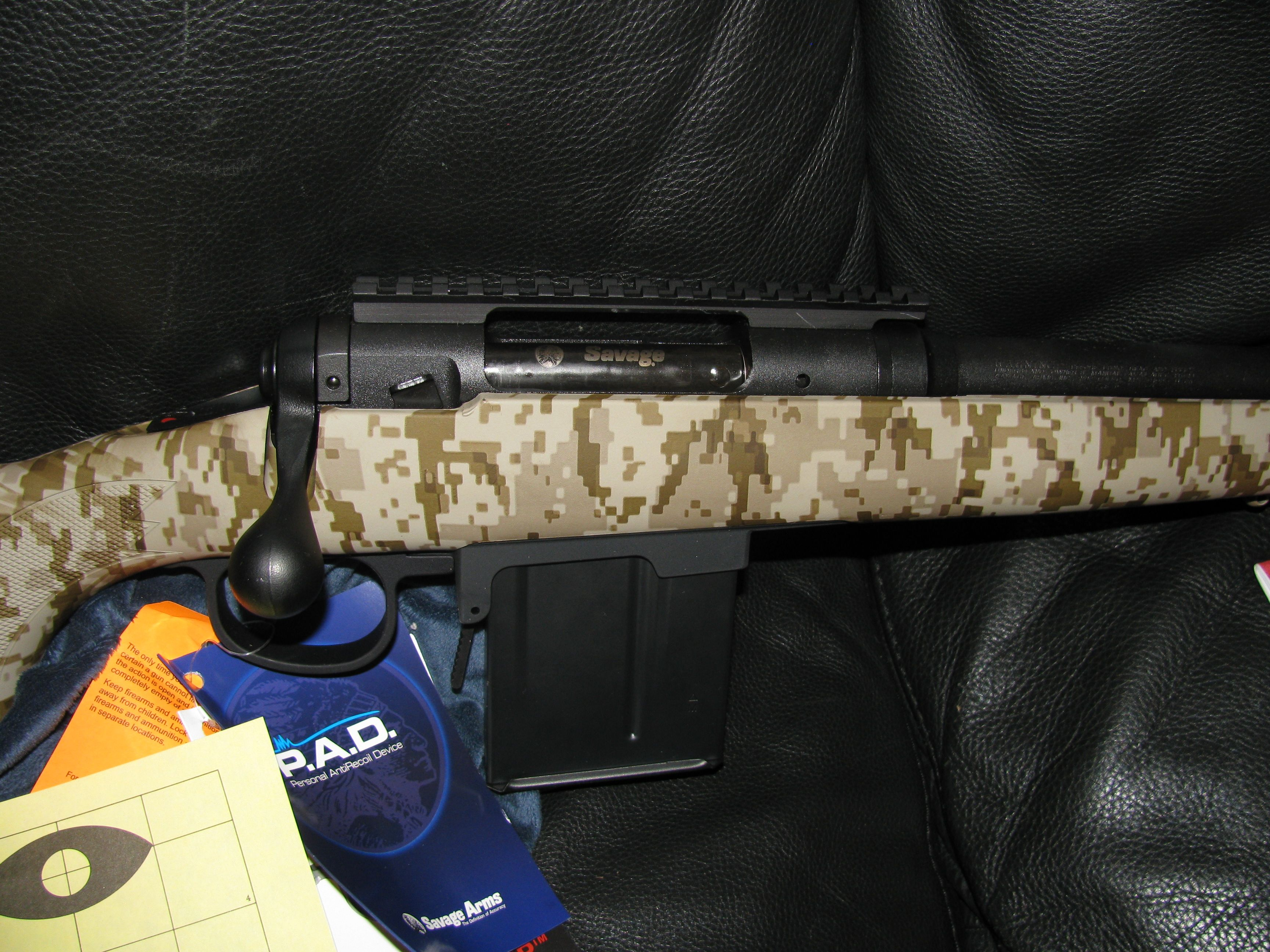 Savage 10 FCP-SR - General Rifle Discussion
