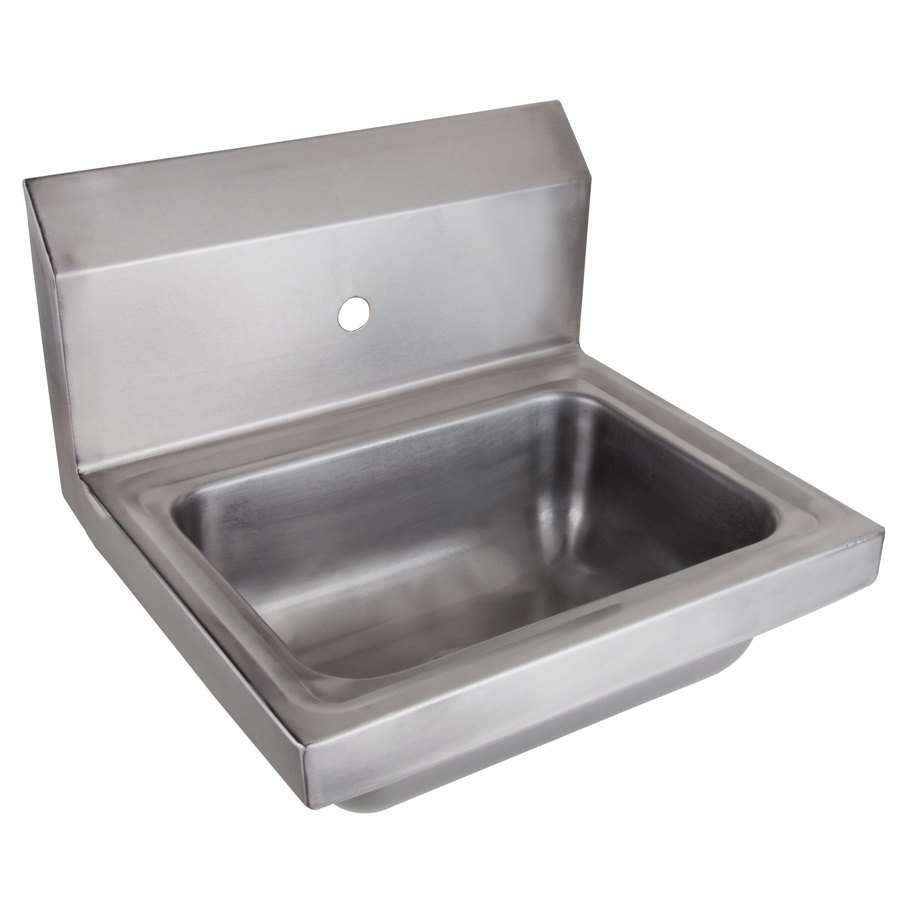 Lavabo lava manos acero inoxidable vbf 2 en - Lavabo de acero inoxidable ...