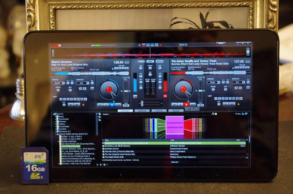 virtual dj software 8 free download