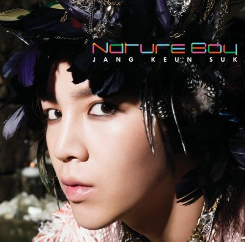 [Album] Jang Geun Suk   Nature Boy [Japanese]