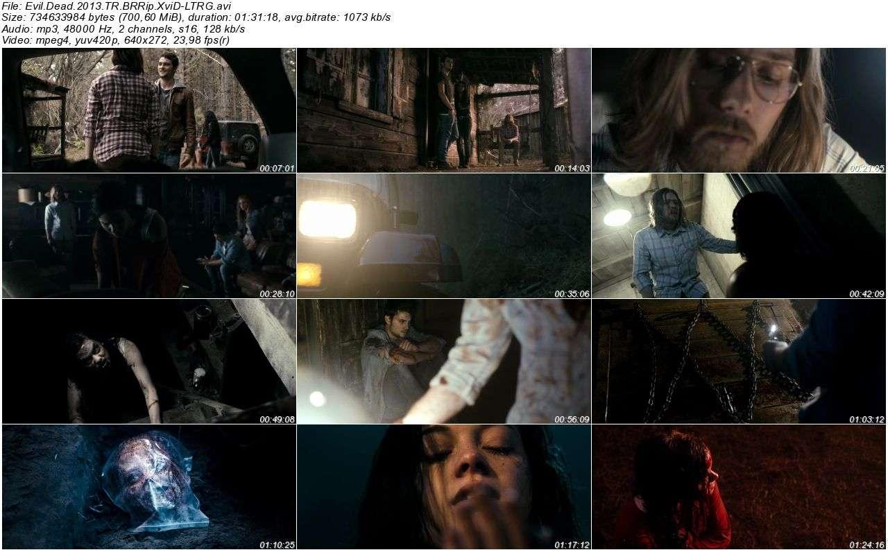 Kötü Ruh - 2013 BRRip XviD - Türkçe Dublaj Tek Link indir