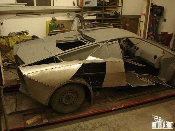 66595 - Convertir de Pontiac a Lamborghini Reventon