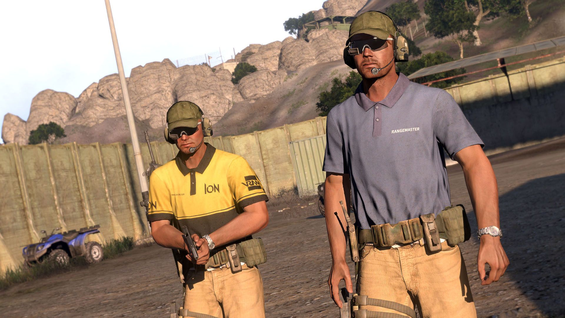 Arma 3 reloaded