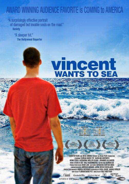 Vincent Wants to Sea - 2010 DVDRip XviD AC3 - Türkçe Altyazılı Tek Link indir