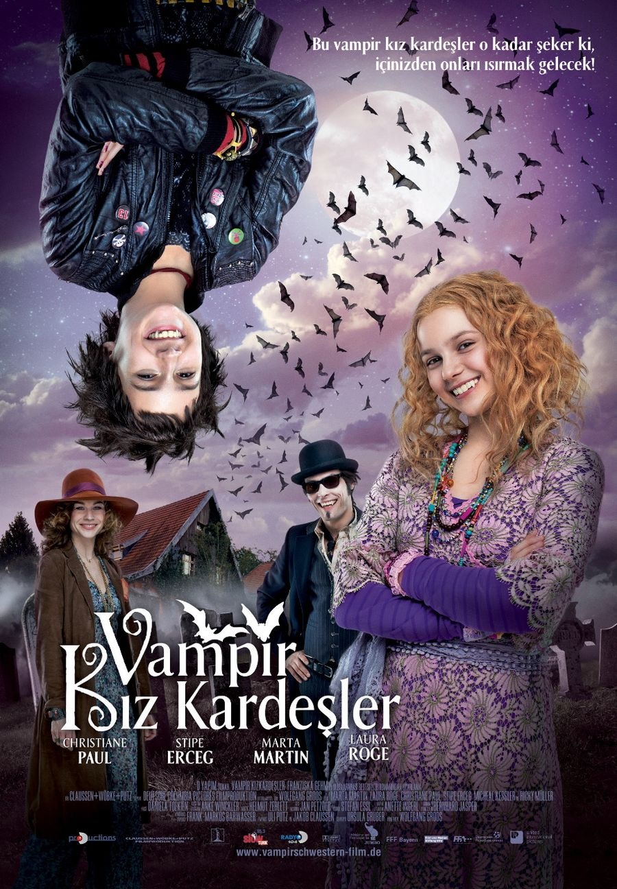 Vampir Kız Kardeşler - 2012 Türkçe Dublaj 480p BRRip Tek Link indir