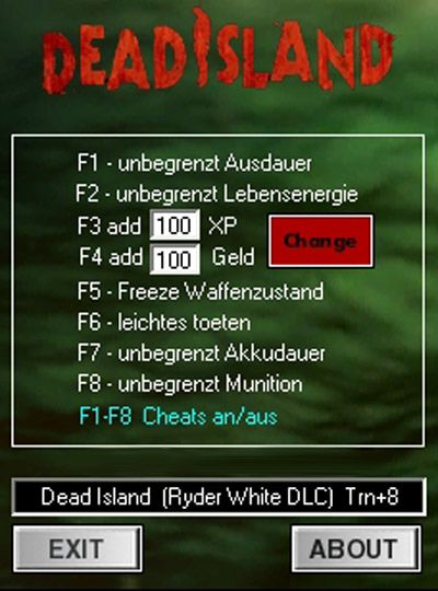 Dead Island Cheats Ps Unlimited Health